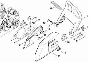 32 Stihl Ms250 Chainsaw Parts Diagram