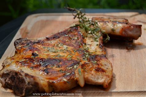 cuisiner cote de veau cuire une cote de veau a la poele