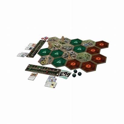 Fallout Board Plateau Jeu Games Planszowa Gra