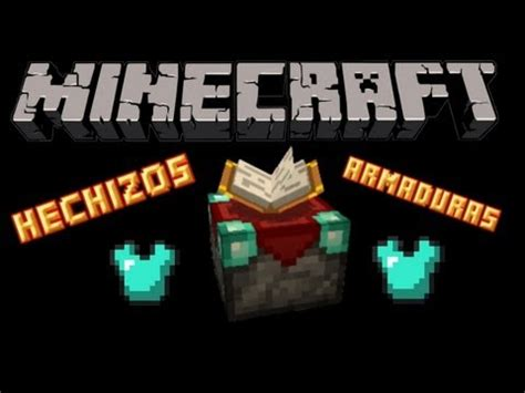 minecraft xbox tutorial mesa de hechizos  armaduras youtube