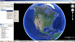 How To Draw Route In Google Earth And Convert To Tap  Map