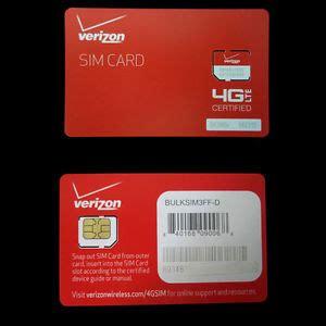 verizon iphone 5 sim card ebay