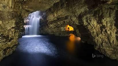Bing Groundwater Caves Theme Wa 10wallpaper Resolution