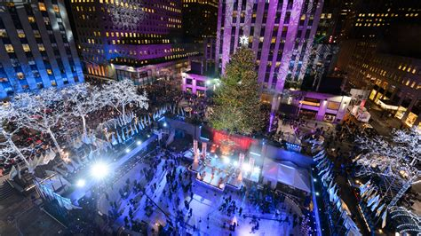 christmas tree lighting nyc 2017 nyc events in december 2017 including holiday shows and