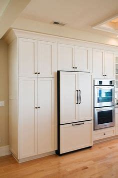 panel ready ge monogram  refrigerator   kitchen  refrigerator cabinet