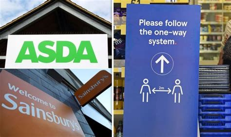 Supermarket opening hours: Asda and Sainsbury's scrap ...