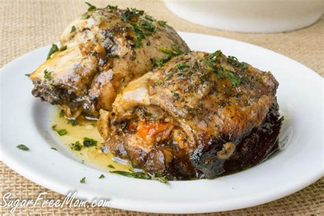 cooker chicken thighs recipes slow cooker balsamic caprese stuffed chicken thighs