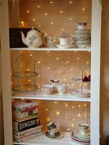 17, Diy, Ways, To, Use, Fairy, Lights, In, Your, Decor