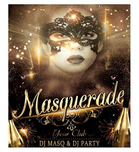 amazing masquerade mask templates word psd eps ai