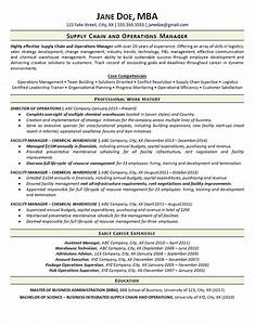 supply chain manager resume example examples of resumes With supply chain coordinator resume sample