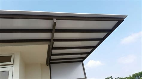 composite aluminum roofing panels black budget homes