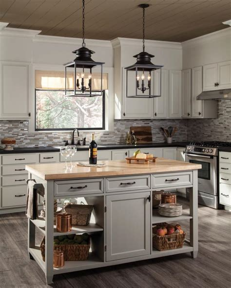 lighting for kitchen islands 5136103 839 three light foyer blacksmith 7038