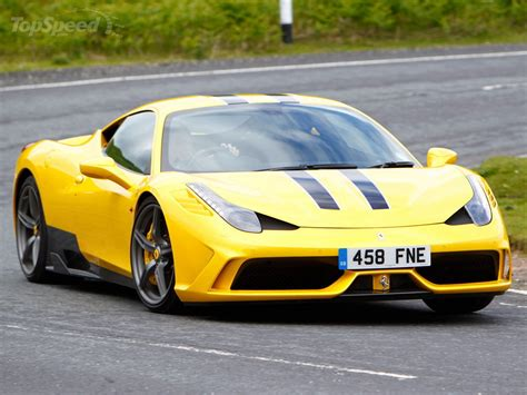 2014 Ferrari 458 Speciale Review  Top Speed