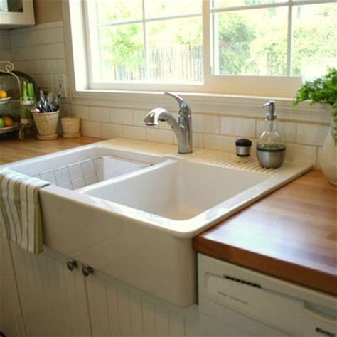 farmhouse sink with laminate countertops pinterest the world s catalog of ideas