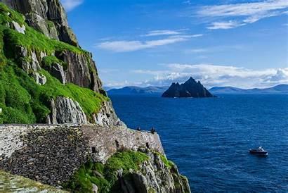 Skellig Michael Island History Ireland Luke Path
