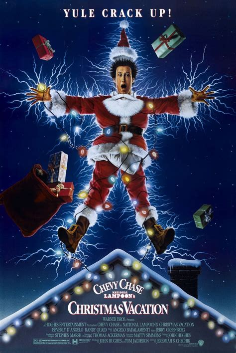 christmas vacation is a perfect movie collider