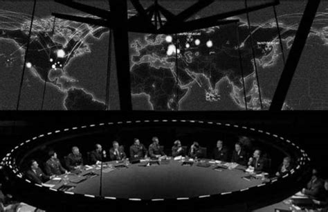 war rooms control centers