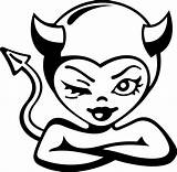 Clipart Number Traceable Transparent Pitchfork Devil Webstockreview Stencil Vector Demon Cliparts sketch template