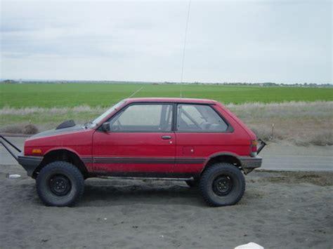 subaru justy turbo dgkustomz 1987 subaru justy specs photos modification