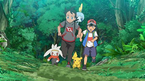 Final episodes of Pokémon Journeys coming to Netflix in ...