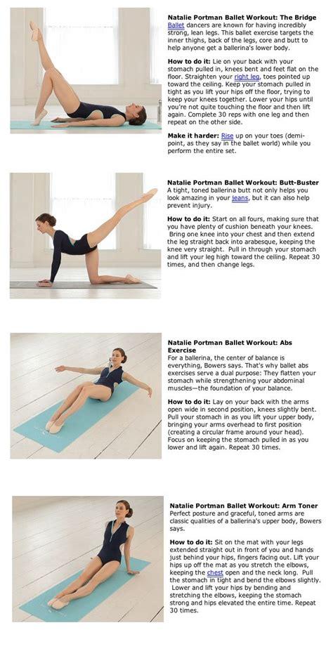best ballet barre workout the 25 best ballet beautiful workout ideas on