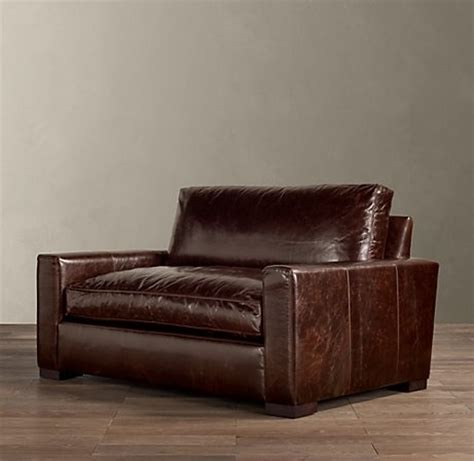 oversized leather chair home decorating