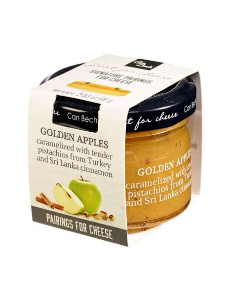 Saldā mērce no karamelizētiem Golden šķirnes ābolu ...