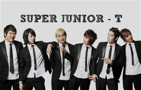 Super Junior T  Wiki Drama  Fandom Powered By Wikia