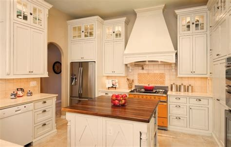 French Country Kitchen  Traditional  Kitchen Austin