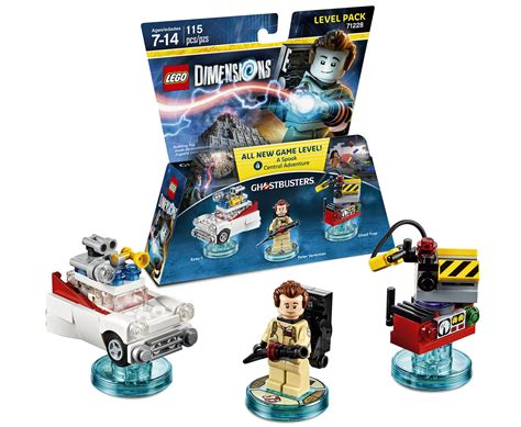 Lego Proton Pack by Lego Dimensions Opens A Portal For The Ghostbusters