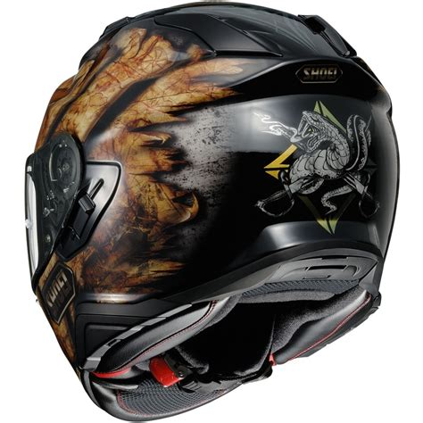 Shoei Gt Air 2 Deviation Tc 9 Helmet 183 Motocard