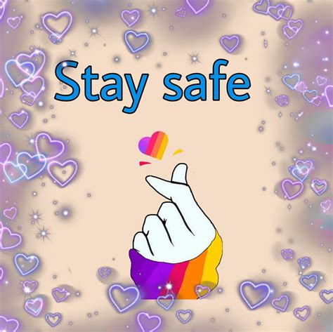stay home stay safe cards animationsaz