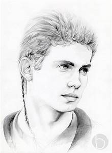 Anakin Skywalker by B-1ne on DeviantArt