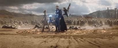Infinity War Avengers Scene Thor Epic Iconic