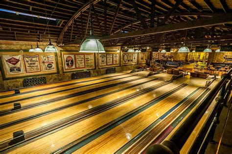 forgotten bowling alleys steampunk revival   perfect
