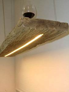Lampe Mit Holzbalken : die besten 25 led leuchte ideen auf pinterest led deckenlampen rustikale leuchten und ~ Bigdaddyawards.com Haus und Dekorationen