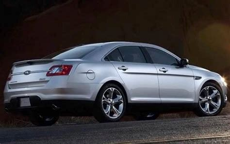 2012 Ford Taurus Sho by 2012 Ford Taurus Information And Photos Zombiedrive