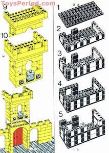 Lego 1592-2 Town Square - Castle Scene