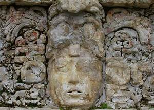 Mayan Sculpture Astronaut (page 2) - Pics about space