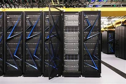 Supercomputer Powerful Summit Ibm Ai Computer Server