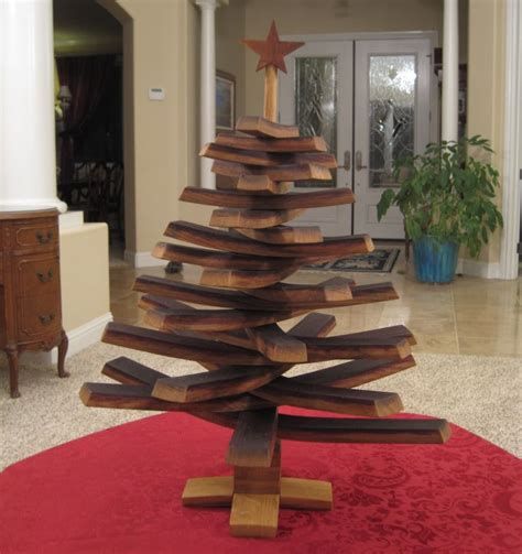 wine barrel christmas tree wine barrel stave tree decorate for every