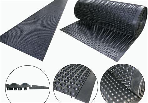 outdoor rubber mats roll roll mat black rubber dome top runner