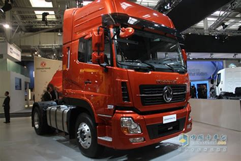 dongfeng sells  medium  heavy trucks  sept