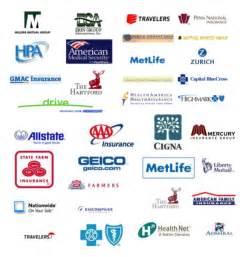 Car Insurance Company Logos