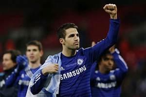 We won't be partying! Cesc Fabregas QUASHES Chelsea's ...