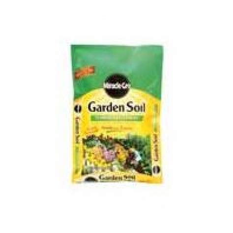 miracle gro garden soil for flowers and vegetables