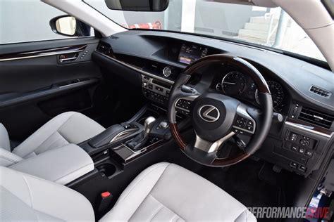 Lexus Es 350 Interior by 2016 Lexus Es 350 Sports Luxury Review