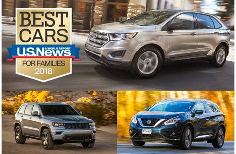 The Best 2-row Midsize Suvs For Families In 2018