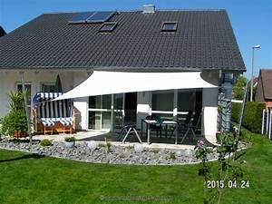 sonnensegel terrasse sonnenschutz online bestellen With sonnensegel für terrassenüberdachung