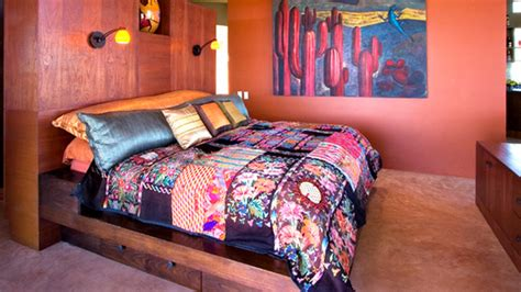 15 Fun Bohemian Style Bedroom Designs